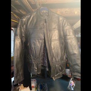 Jackets & Blazers - Woman's leather jacket